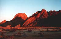 Spitzkoppe Sunset